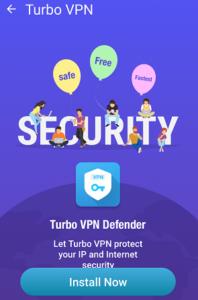危険なVPNアプリ