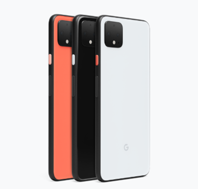 Pixel4カラーバリエーション