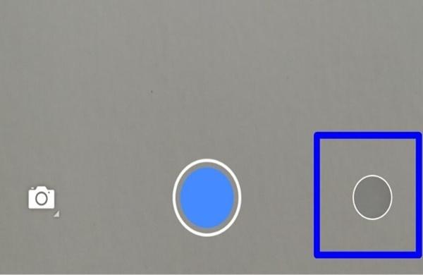 Android用HDカメラで保存した写真を確認する
